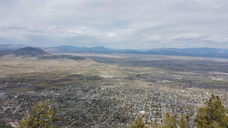 Mt Helena View